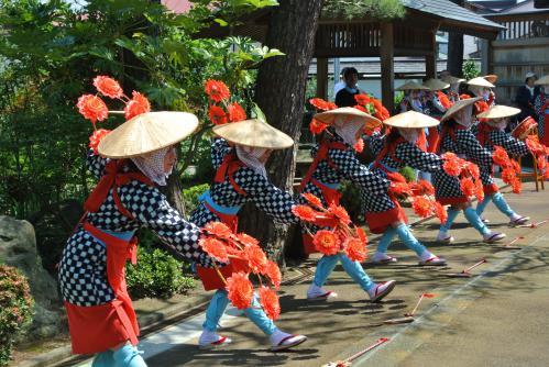 御田植祭 - 会津坂下町