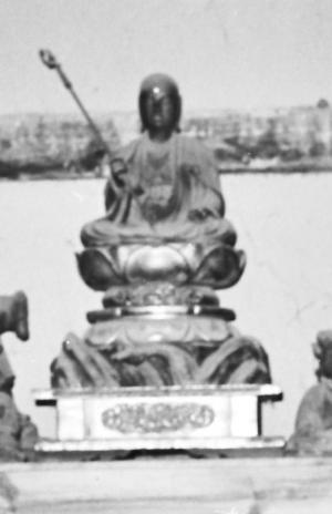 杉山区)円城寺 地蔵菩薩坐像
